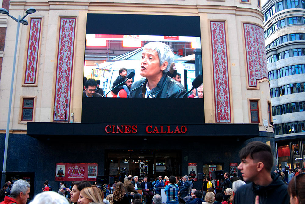 From Bubble Madrid Callao